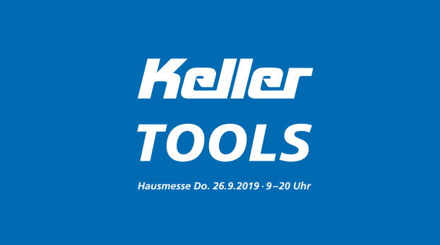 Hausmesse bei Keller Tools in Berlin