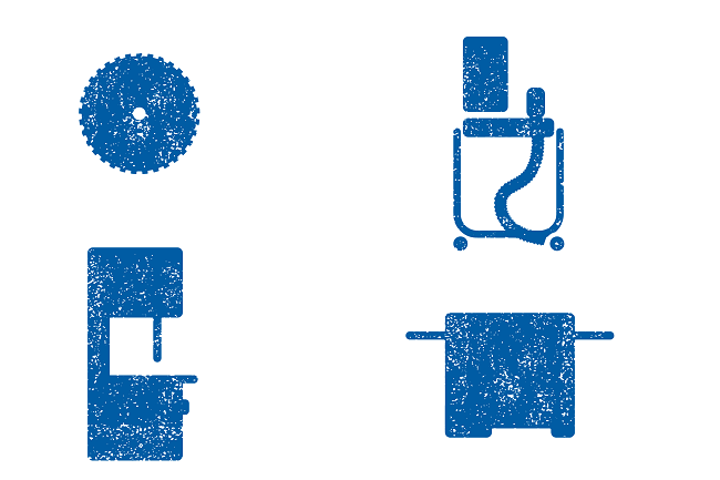 Pictogram Holzbearbeitung